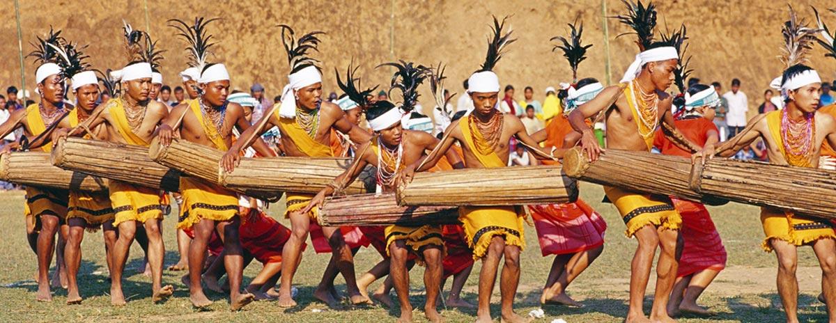 Assam and Nagaland